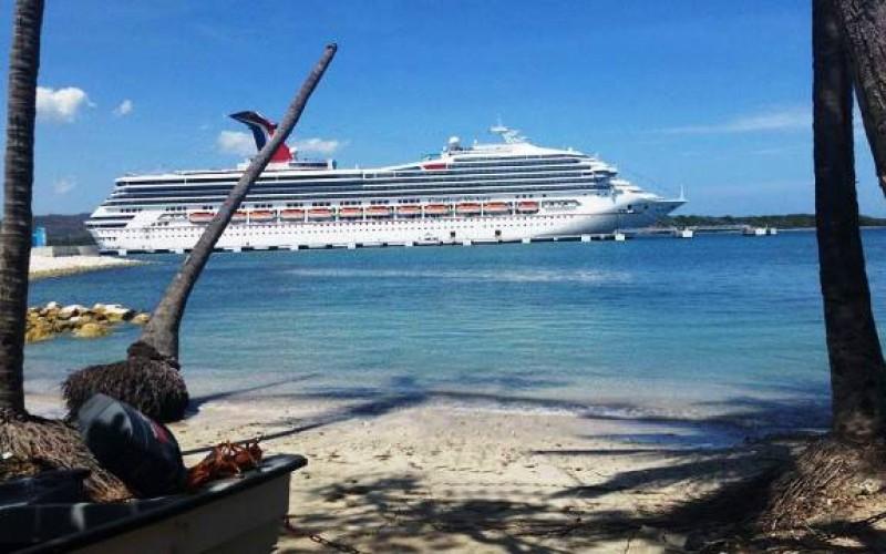 Los cruceros reactivan el turismo en Puerto Plata