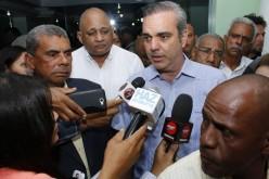Luis Abinader hara guardia de honor ante cadaver de Aquino Febrillet; sus declaraciones ante tragedia