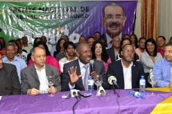 Candidato a alcalde SDE, Alfredo Martinez, recibe apoyo de Trabajadores con Danilo
