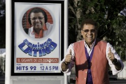Domingo Bautista entusiasmado con llevar a tv su programa radial Domingo Latino