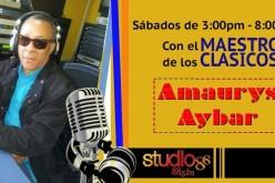 Amaurys Aybar (El Maestro de los Clásicos) viene con Tu Merengón Sabatino