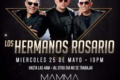 Los Hermanos Rosario a Mama Club con su bomba…