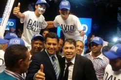 El Pachá insiste en que todo el mundo sepa que está con El Emprendedor; que no quiere a Roberto Salcedo