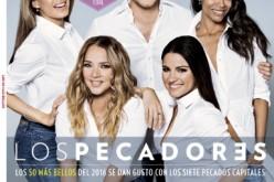 Zoë Saldaña, Nicky Jam,Thalía, Pitbull, entre los más bellos del 2016 segun la revista People en Español