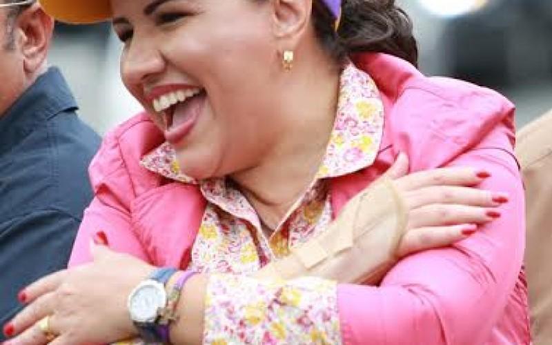 La vice Margarita tiene en agenda votar el domingo a las 12 del mediodía en colegio de Naco