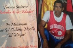 Designan con el nombre de Yeni Lluberes torneo baloncesto y retiran el #14 de Liga CorreCaminos en homenaje póstumo