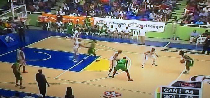 Los Cañeros vencen a Los Soles en apertura del torneo de la Liga Nacional de Baloncesto