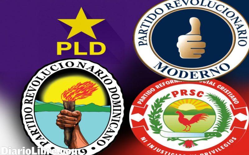 Crítica a los partidos políticos dominicanos
