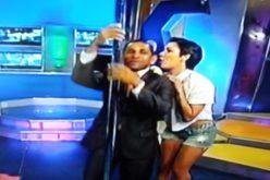 El Querido, de influyente dirigente politico a todo un «show-man»; baila tubo con Tueska y pela el coco y se bebe el agua en +Roberto