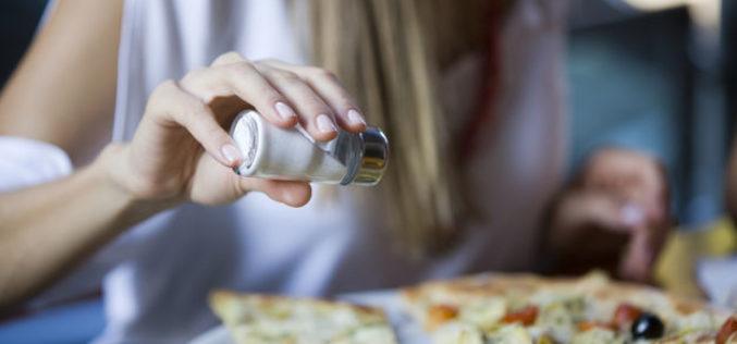 Sal… ¿Sabe Usted la cantidad de sal que consume…?