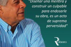 Ese mensaje de Roberto Salcedo en el que se lamenta de «suprema perversidad»…