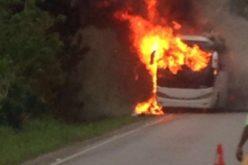 (Video) Otro accidente en carretera Nagua-Samana deja como saldo al menos 6 muertos y 12 heridos