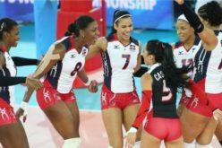 Presidente Medina felicita a Las Reinas del Caribe por triunfo frente a Cuba; exhorta a demostrar hoy tras el oro ante PR que son las mejores