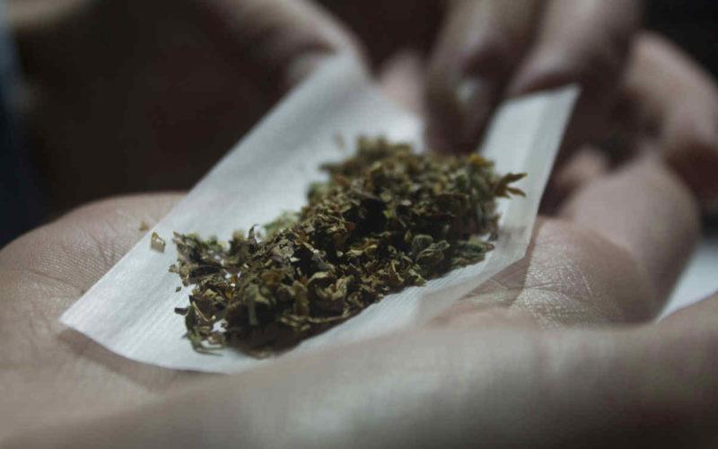 Al pollero de Dajabón también le encontraron marihuana