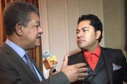 El Pachá es el comunicador que mas entrevistas ha logrado de Leonel Fernandez ultimamente; van 6