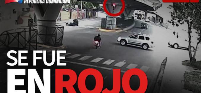 Por imprudencia conductores hubo diariamente 288 accidentes de transito en el Gran Santo Domingo la pasada semana