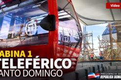 (Video) Asi va el Teleférico de Santo Domingo…