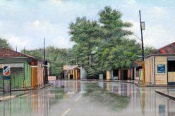«Arquitectura colonial y antillana»… Exposicion individual de Luis Bretón