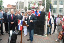 Cónsul dominicano en NY encabeza acto de designacion con el nombre «Republica Dominicana Way» a avenida de Patterson, NJ