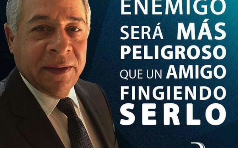 El dolor de Roberto Salcedo…