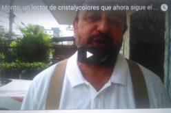 (Video) Lector de cristalycolores entusiasmado con su aparicion en YouTube