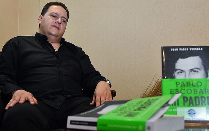 (Video) El hijo de Pablo Escobar habla de cómo operan los carteles del narcotráfico; los latinos son los más pobres, de los más ricos no se habla