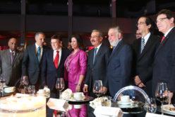 Presidente Asociación de Industrias valora «cultura de diálogo» del Gobierno; presidente Medina asiste a almuerzol