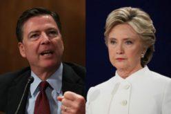 Hillary Clinton sostiene que el director del FBI fue el causante de que ella perdiera frente a Donald Trump