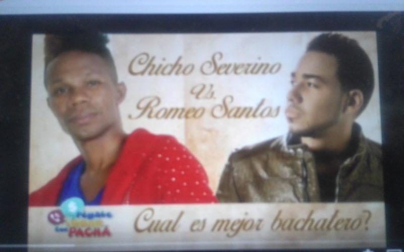 (Video) Otro invento de El Pachá: «Quien es mejor, Romeo Santos o Chicho Severino?… » Una encuesta…