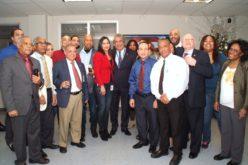 Cónsul dominicano en Nueva York agasaja personal