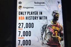 LeBron James tiene ansias de que se le reconozca como El Mejor en toda la historia de la NBA