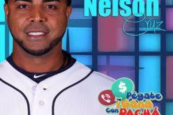 Nelson Cruz con reconocimiento en Pégate y Gana con El Pachá este sábado
