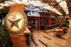 Otro Chili's… Ahora en Blue Mall Santo Domingo…