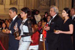 La Primera Dama RD fue acompañada por el congresista Adriano Espaillat y el cónsul Carlos Castillo en misa a Virgen Altagracia en NY