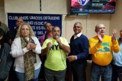 Darío Gonell elegido presidente del Club Deportivo y Cultural Hermanos Unidos de Queens, NY