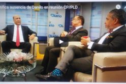 (Video) Miembro Comité Político PLD justififica ausencia de Danilo en reunión