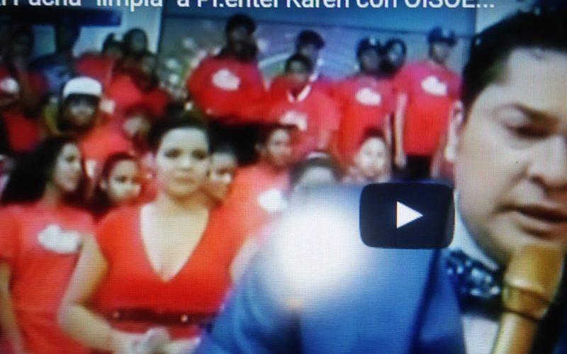 (Video) El Pachá «limpia» a Pimentel Kareh por el escándalo de corrupción en OISOE