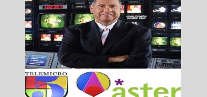 Entonces Gómez Díaz y Telemicro vienen con una nueva premiación artística para competir con el Soberano…?