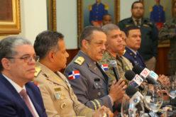 (Video) Gobierno anuncia acciones contundentes de Policía, Ejército, Armada y Fuerza Aérea para enfrentar delincuencia y criminalidad