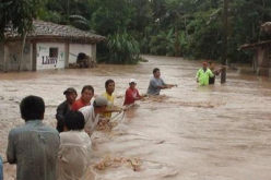 Presidente Medina se solidariza con su homólogo de Perú, Pedro Pablo Kuczhynski, ante inundaciones