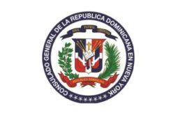 Consulado Dominicano en Nueva York no abre este martes por tormenta de nieve