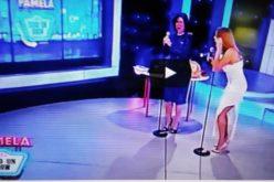 (Videos) La vice Margarita montó Todo Un Show con Pamela: cantó «Ding dong» de Leo Favio y «Me voy pa'l pueblo» (porque a su marido solo le gusta leer)