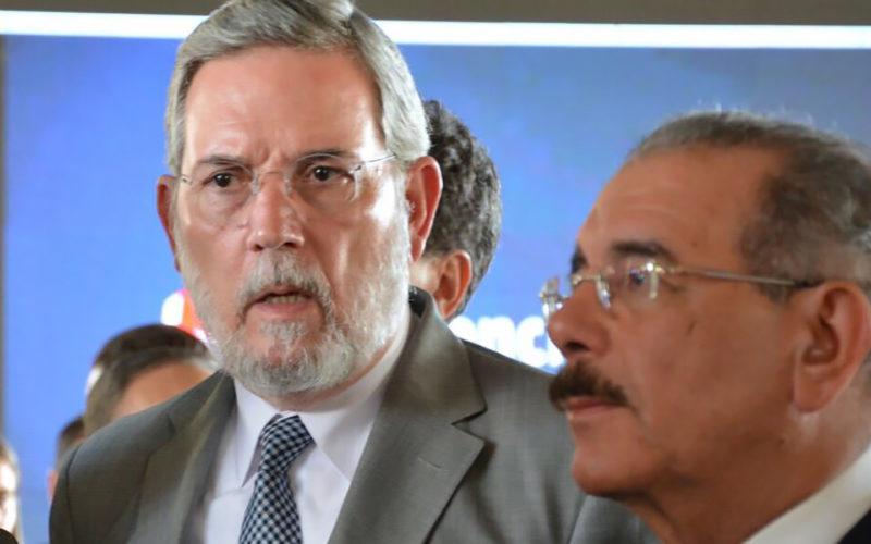 Portavoz de la PresidenciaRD: «Nadie tiene derecho a dañar el gobierno de Danilo Medina»