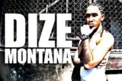 «Ella camina sobre el bloke», nuevo tema de Dize Montana que se promueve en radio y medios digitales