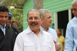 Si por la foto es, a Danilo le da «tres pitos» Odebrecht, Punta Catalina y «los verdes»…