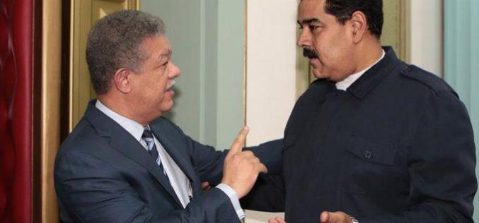 Nicolás Maduro y Leonel Fernández se reunirán este lunes en Miraflores, reportan medios de Venezuela