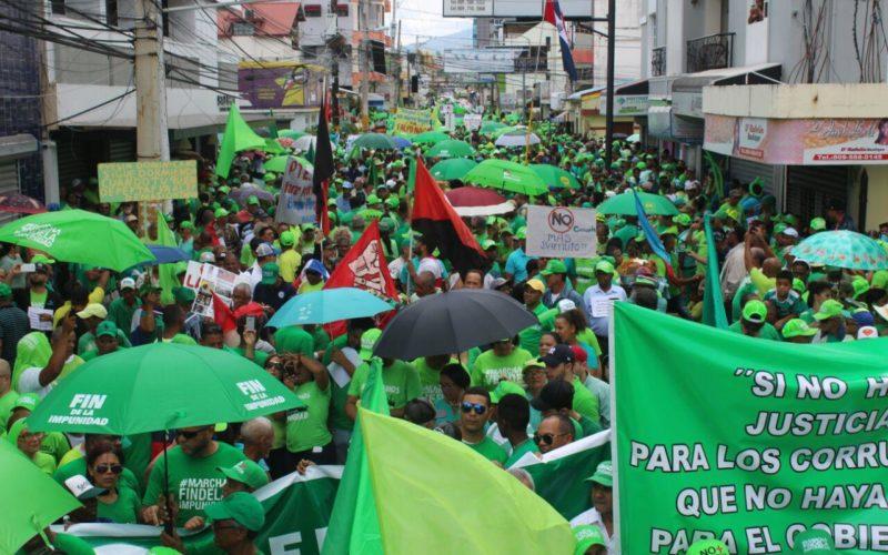 La Marcha Verde no es un plan desestabilizador de la democracia