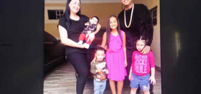 Shelow Shaq y su bonita familia… «Ayer la pasé en familia…»