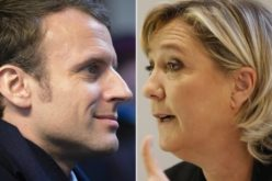 Enmanuel Macron es electo presidente de Francia; le gana por mucho a Marine Le Pen