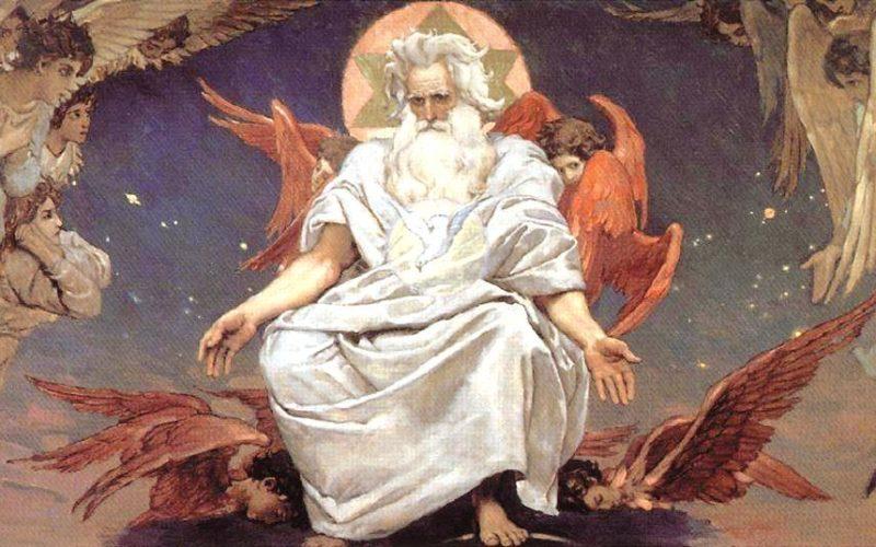 Ni bondad ni moral en el dios judeocristiano